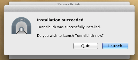 How to Connect to b VPN Servers Using Tunnelblick on Mac